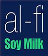 "<span class=""light"">al-fi</span> Soy Milk"